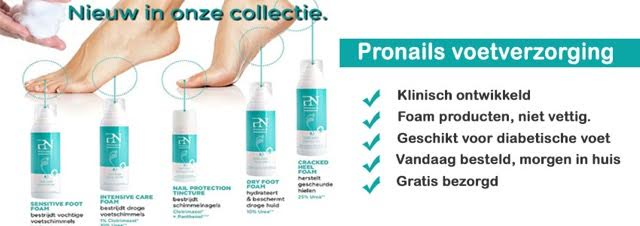Pronails SOS Foot Care