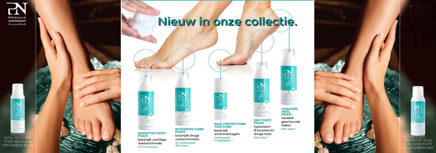 Pronails Footcare