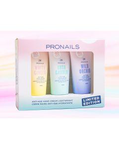 Pronails  Anti- age hand cream kit.