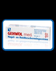 Gehwol nagel / huid creme 15 ml